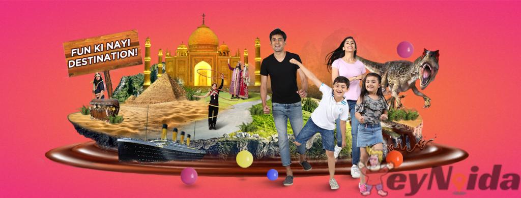 Adventure Park Greater Noida