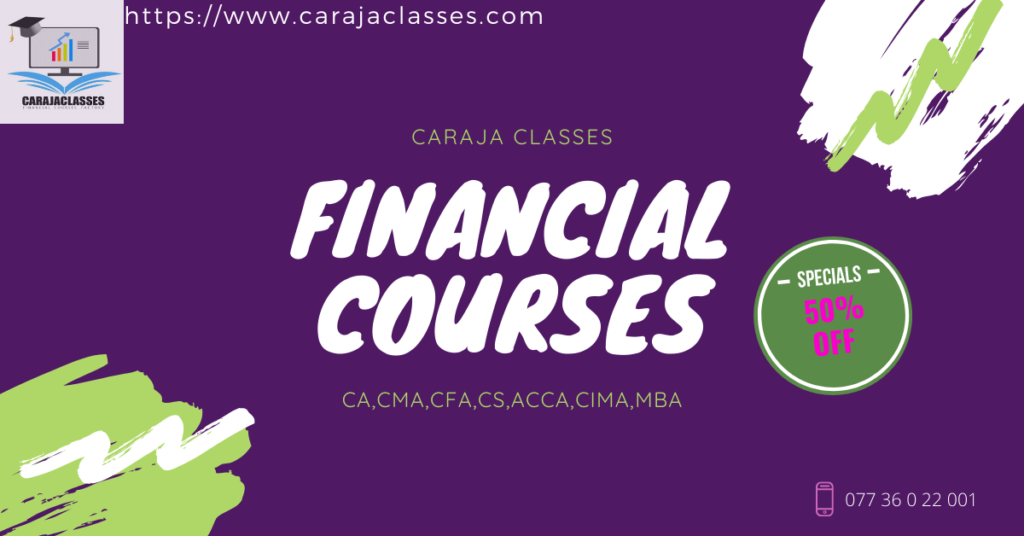 Best online coaching classes for CA,CMA,CFA in India