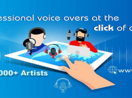 Voyzapp Voice Artists/Actor Service & Marketplace