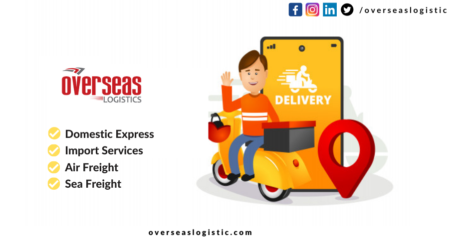 Fastest Courier Company in India - Overseas Logistics