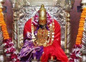 Gruhalaxmi Ambabai Temple In Nagpur   Famous Amba Mata Mandir Nagpur