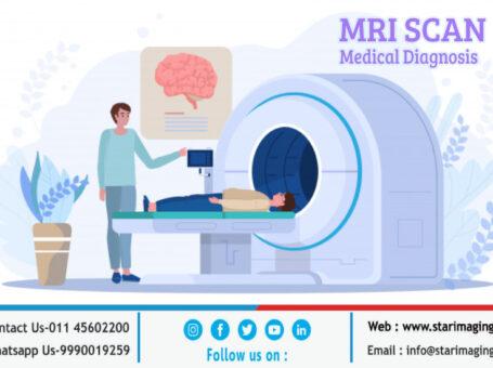 MRI Scan cost near me in Delhi NCR – Star Imaging & Path Lab