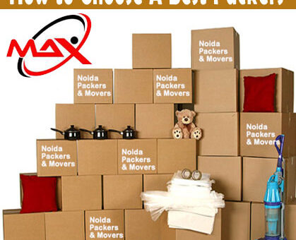 Max Packers and Movers Noida